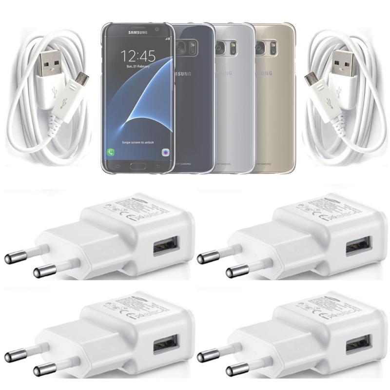 Bộ Sạc Nhanh Fast Charge Samsung Galaxy NOTE 4 - CAM KẾT ZIN NGUYÊN BẢN