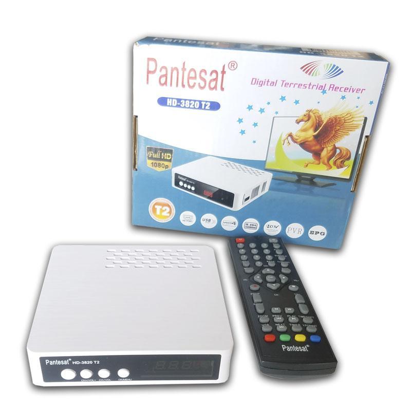 Đầu kỹ thuật số DVB T2 Pantesat HD 3820
