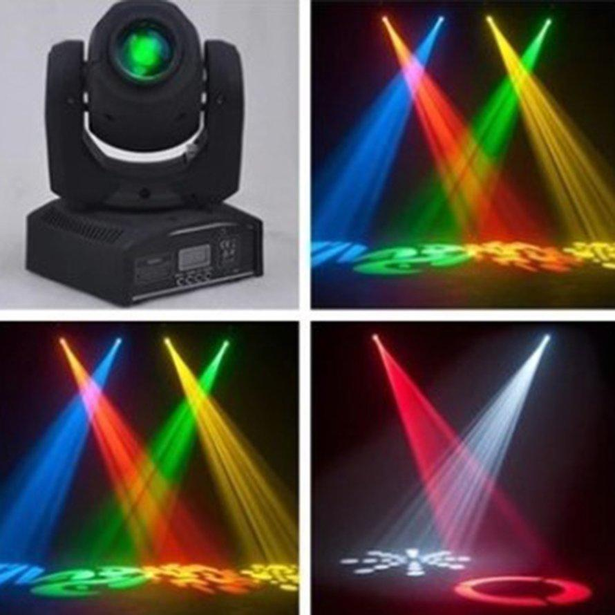 Head Moving Light Sound Control Led Stage Gobo Pattern Lamp For Disco Ktv New Arrival By Osmanthus.