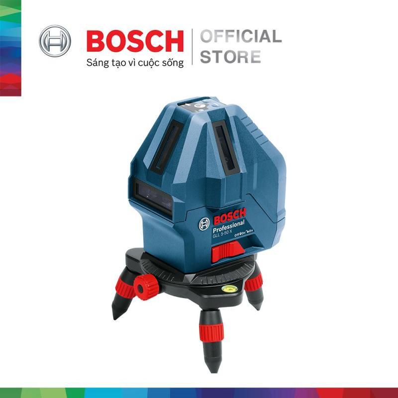 Máy cân mực Bosch GLL 5-50 X
