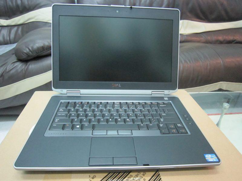 Laptop DEll 6430 I5/Ram8G/1000G Hàng nhập khẩu Nhật full box đầy đủ phụ kiện