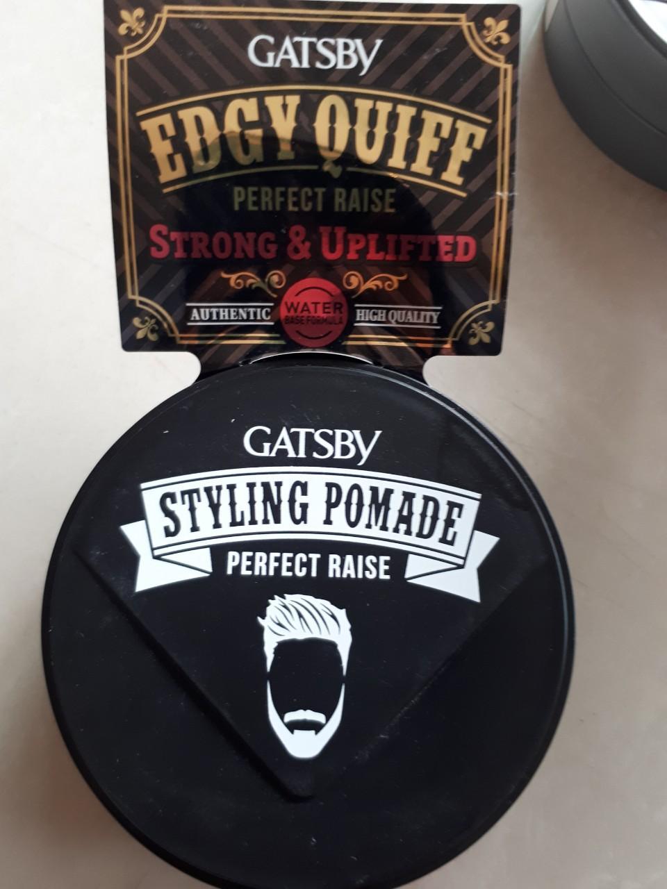 Gel Vut Tc Gatsby Styling Pomade Raise 75g Ch Vi 110000