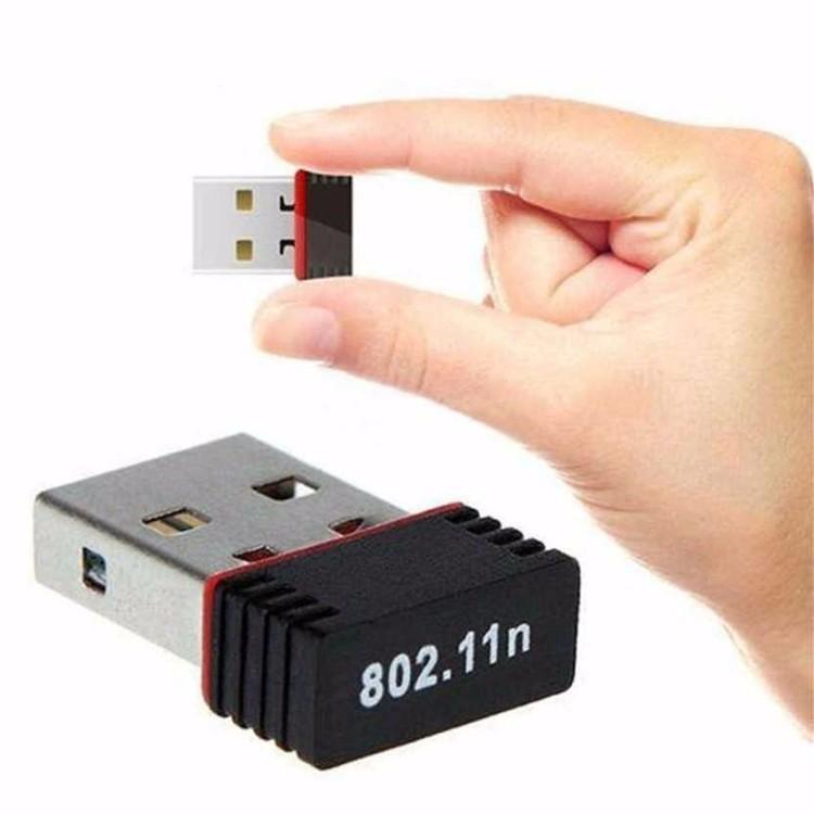 Hình ảnh Bộ thu sóng Wifi Rimax nano 802.11N