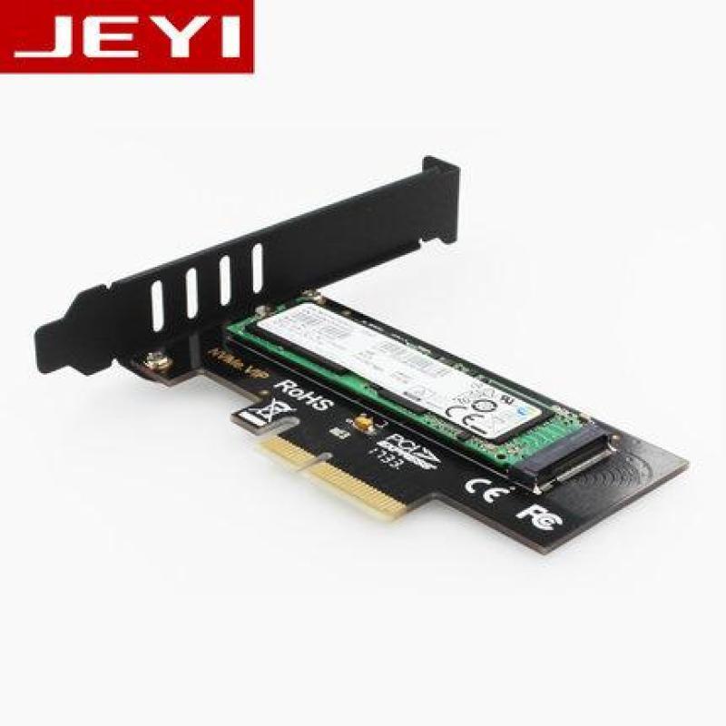 Adapter JEYI SK4 chuyển đổi SSD M.2 PCIe Gen 3 x4 to PCI-E 4x