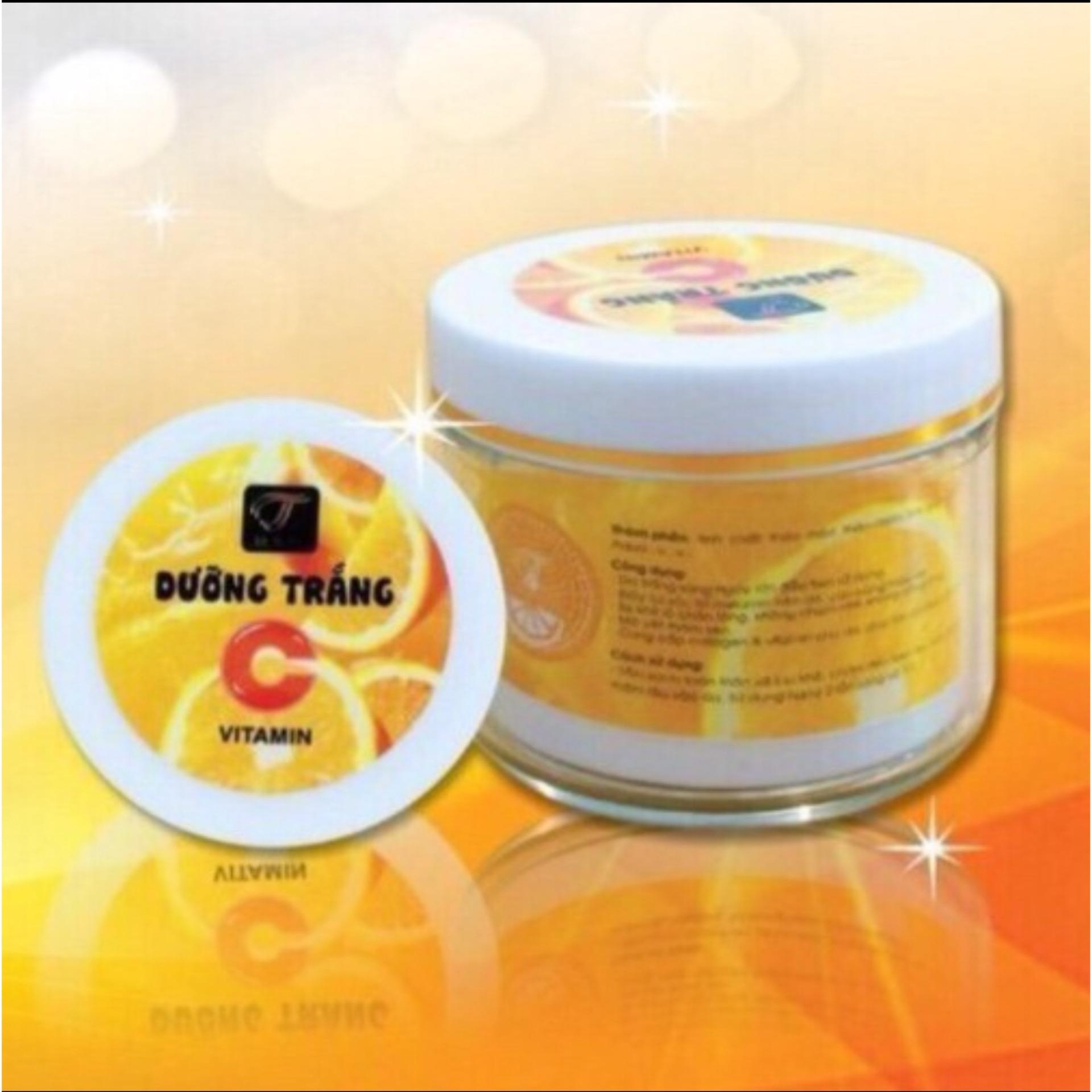Hình ảnh Kem Dưỡng Trắng Da Cam - Vitamin C