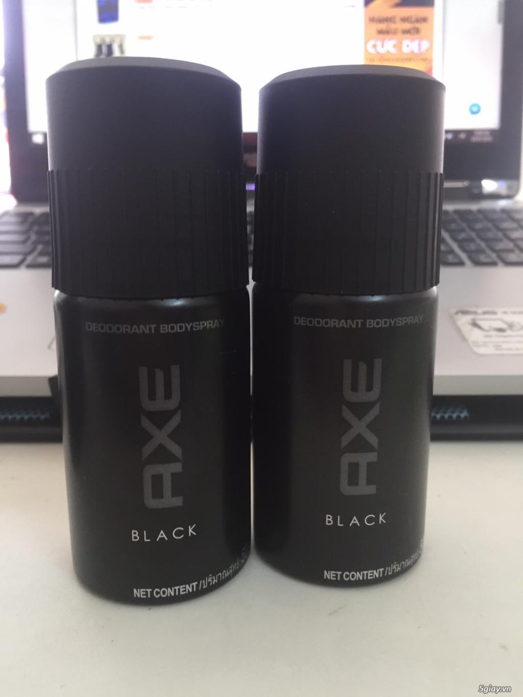 Hình ảnh Combo 2 chai xịt khử mùi Axe 50ml