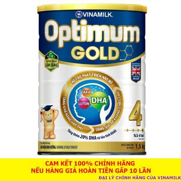 Giá Bán Sữa Bột Optimum Gold 4 1 5Kg Date 03 2020 Mới Nhất