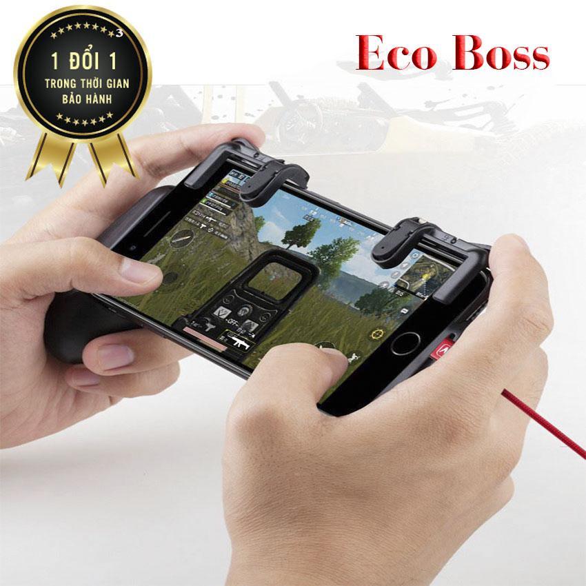Hình ảnh [COMBO] Bộ Nút chơi game Pubg + Tay cầm chơi Game - Eco Boss