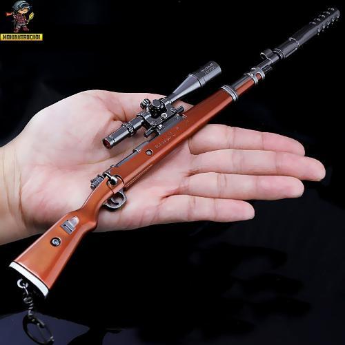 Hình ảnh Móc khóa mô hình Kar98k - PUBG 12CM