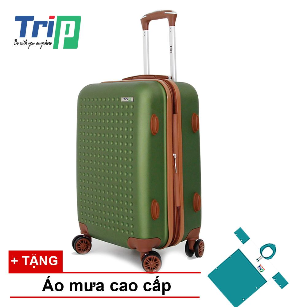 Mua Vali Trip P803A Size 60Cm 24Inch Xanh Reu Trong Hồ Chí Minh