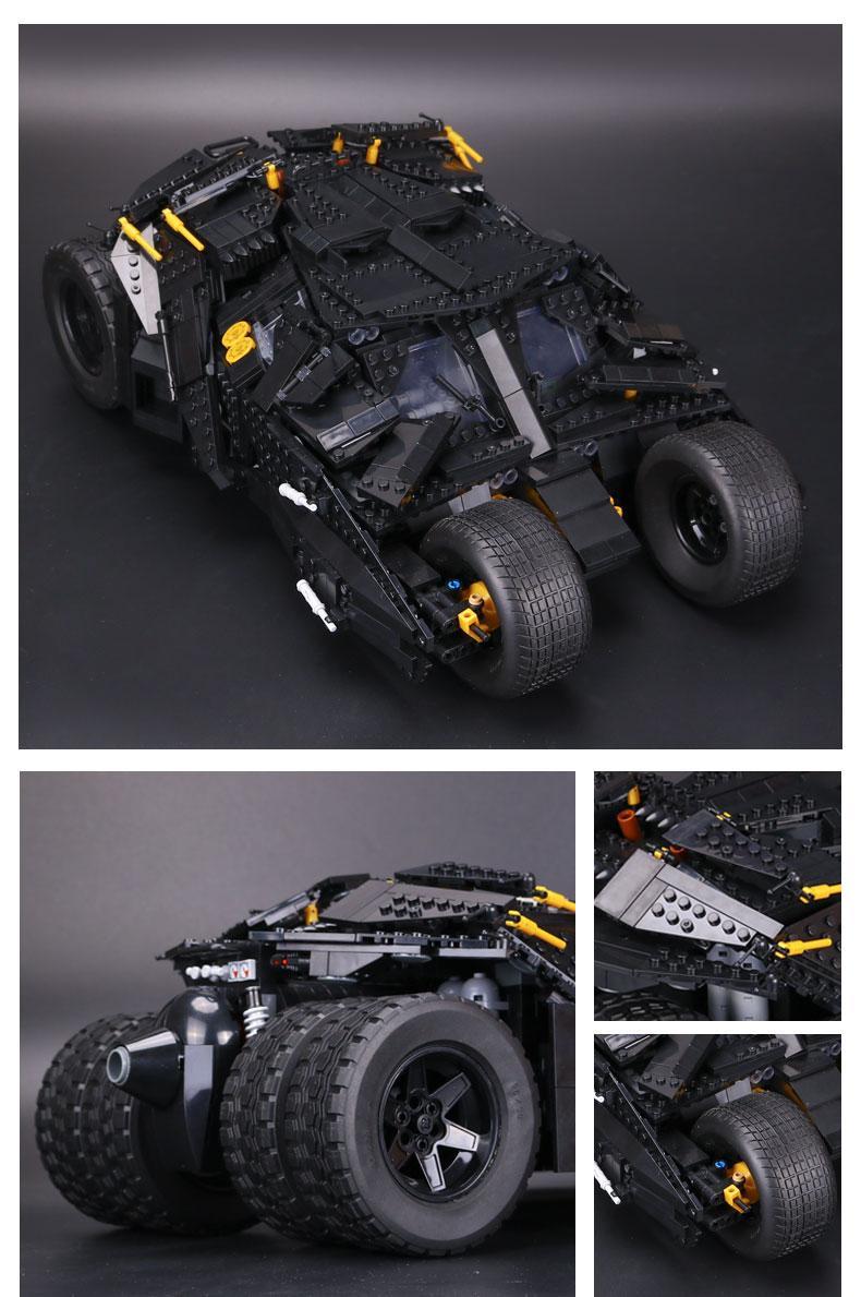 Hình ảnh Siêu xe Batman Lepin 07060