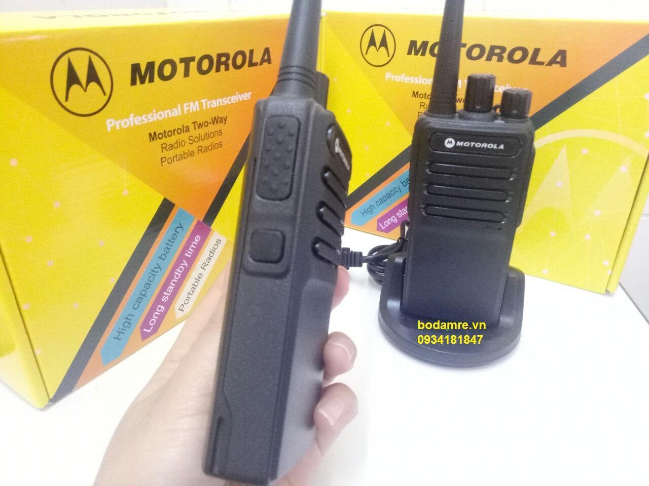 Hình ảnh Bộ 03 máy bộ đàm Motorola CP6688