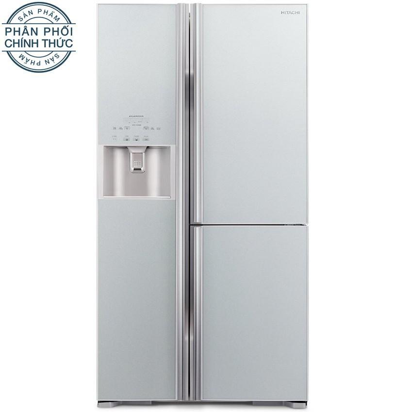 Tủ Lạnh Hitachi M700Pgv2 Gs 600L 3 Cửa Bạc Chiết Khấu Việt Nam