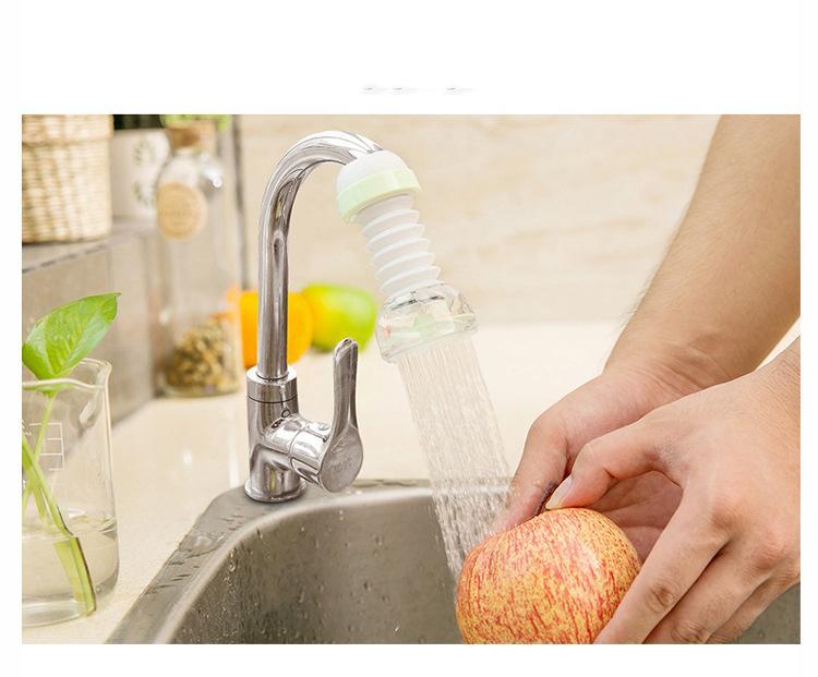 Hình ảnh 2 Đầu vòi rửa điều hướng tiện ích cho gia đình
