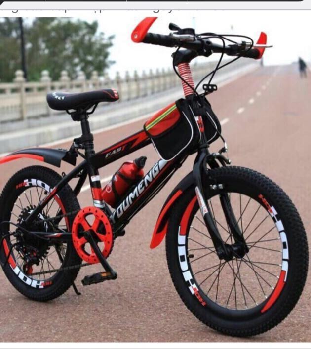 Hình ảnh Xe đạp trẻ em thể thao 20 -22 - 24 icnh