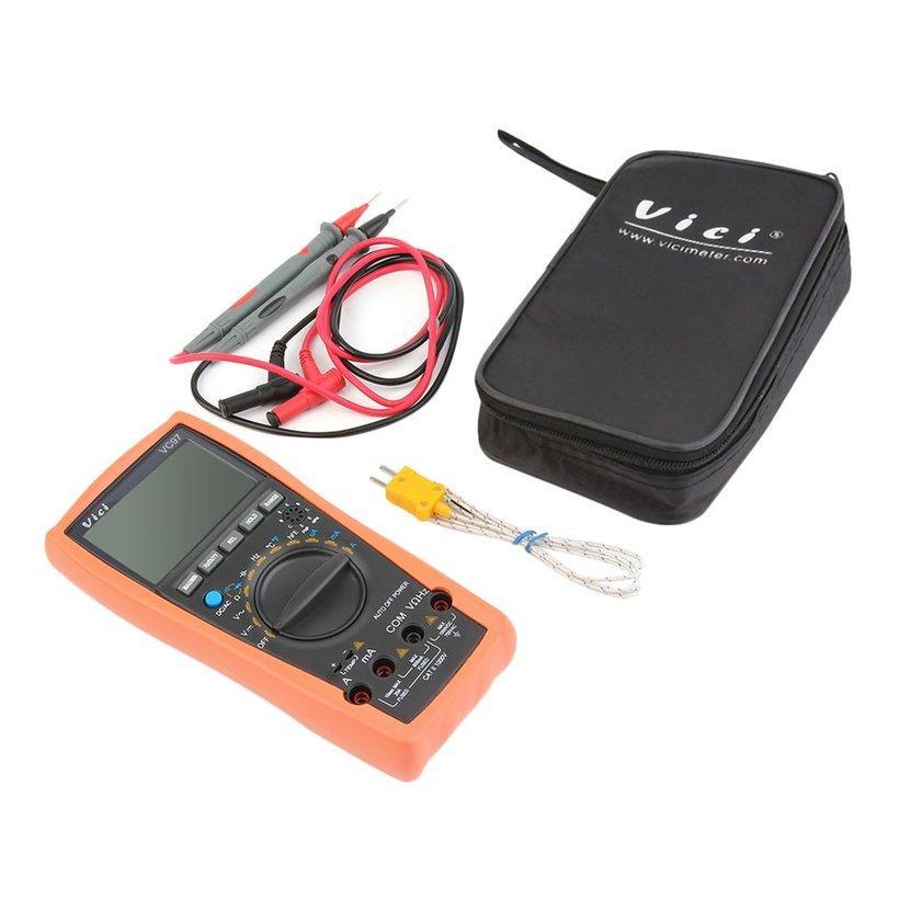 Hình ảnh WOND VC97 3 3/4 Digital Multimeter Auto Range Professional Voltmeter Ammeter Tester