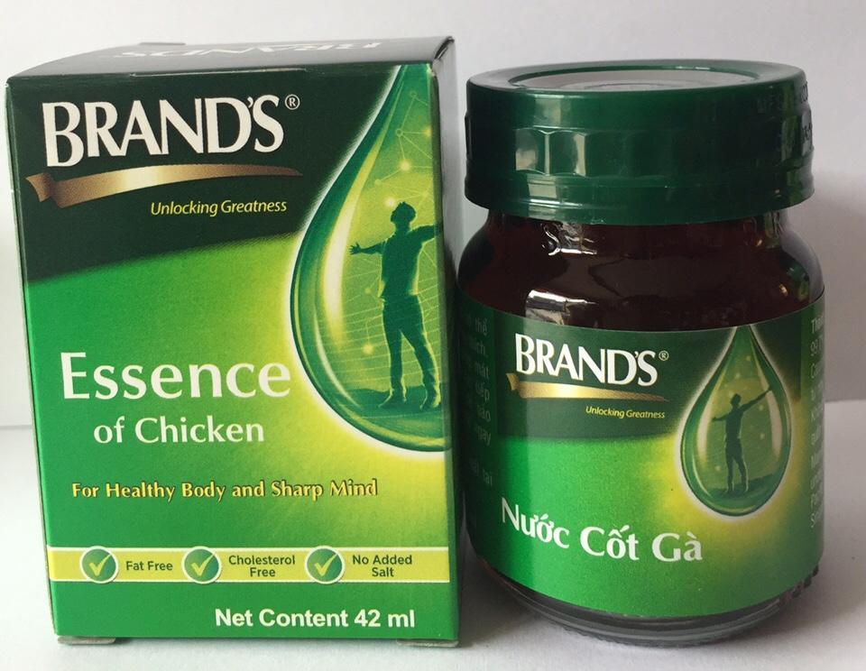 Giá Bán Nước Cốt Ga Brand S 42Ml Bộ 6 Hũ Từ Thai Lan Pp Sam Yến Thai An Hồ Chí Minh