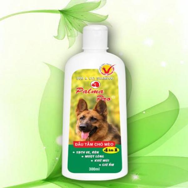 Sữa tắm cho chó - Dầu Tắm Fay Palma Pro - 300ml