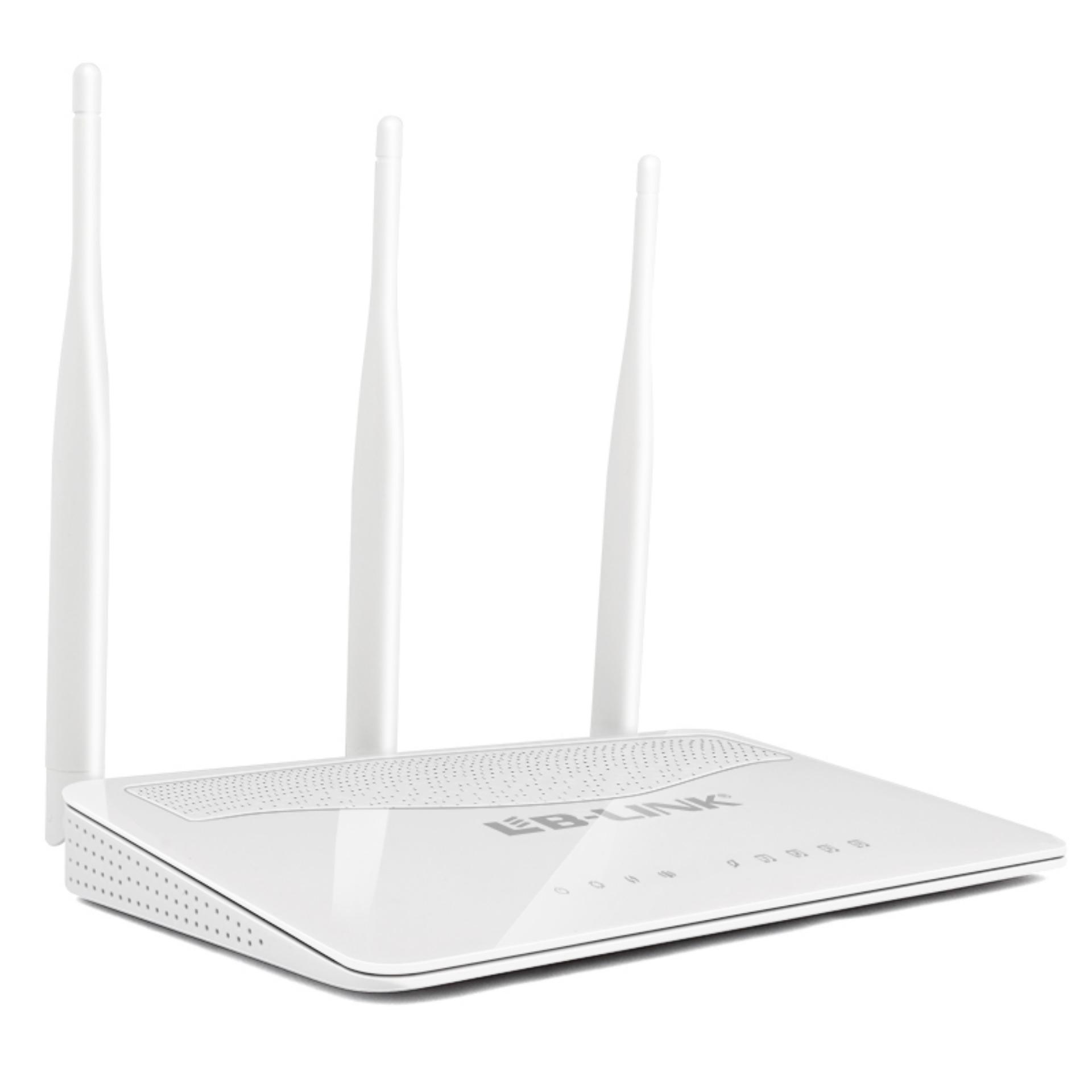 Hình ảnh Bộ Phát Kiêm Kích Sóng-Câu Sóng- Mở Rộng Phát Wifi LB-LINK WR3000A- 300Mb/S Chuẩn N 3 Dâu