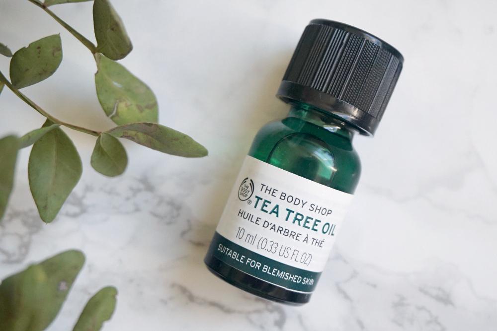 Hình ảnh Tinh dầu trị mụn THE BODY SHOP Tea Tree Oil 10ml