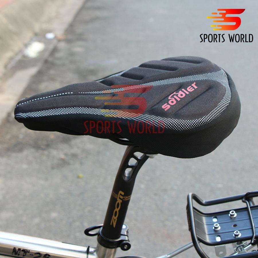 Bọc yên xe đạp cao cấp Soldier Sports