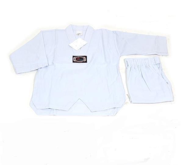 Hình ảnh Võ phục quần áo Taekwondo phong trào đủ size từ 90cm đến 1m79