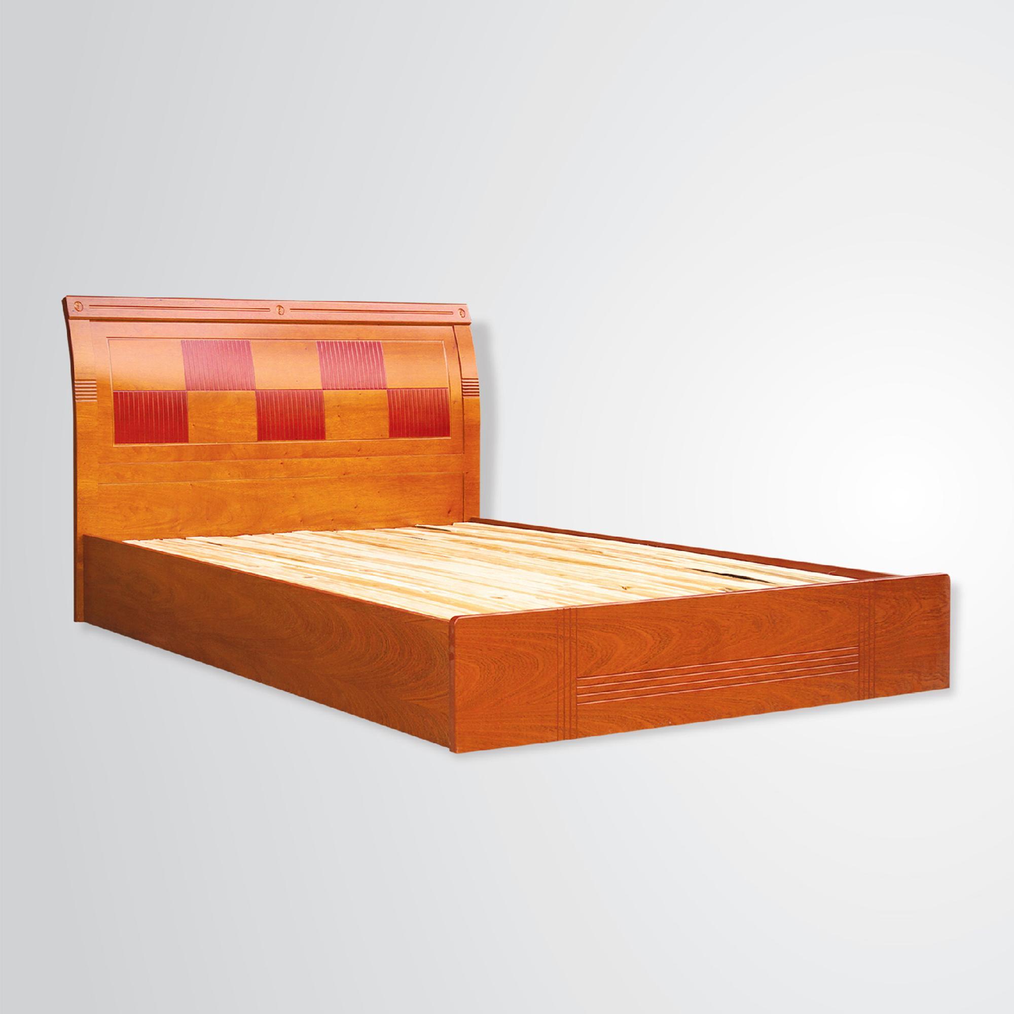 Giường ngủ Gỗ Veneer HP-G02-001-XD