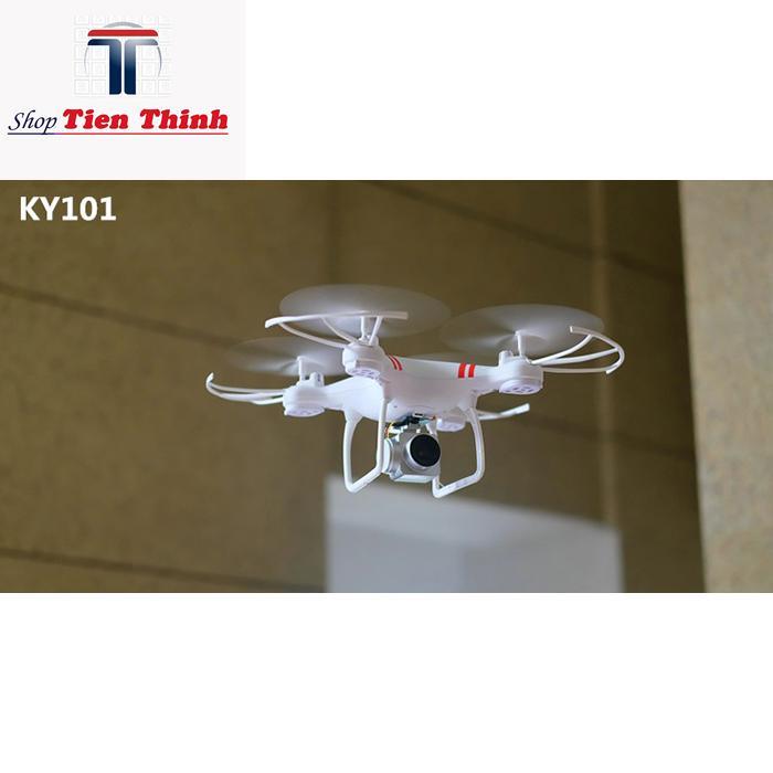 Hình ảnh máy bay camera, máy bay điều khiển từ xa có camera, máy bay điều khiển từ xa giá rẻ - Máy bay Flycam KY101 cao cấp, kết nối Wifi với điện thoại, Bảo Hành uy tín 1 Đổi 1
