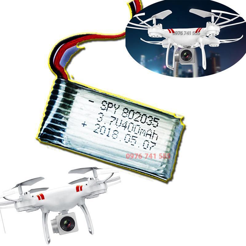 Pin Flycam - Pin dự phòng của Máy bay chụp ảnh Flycam KY101