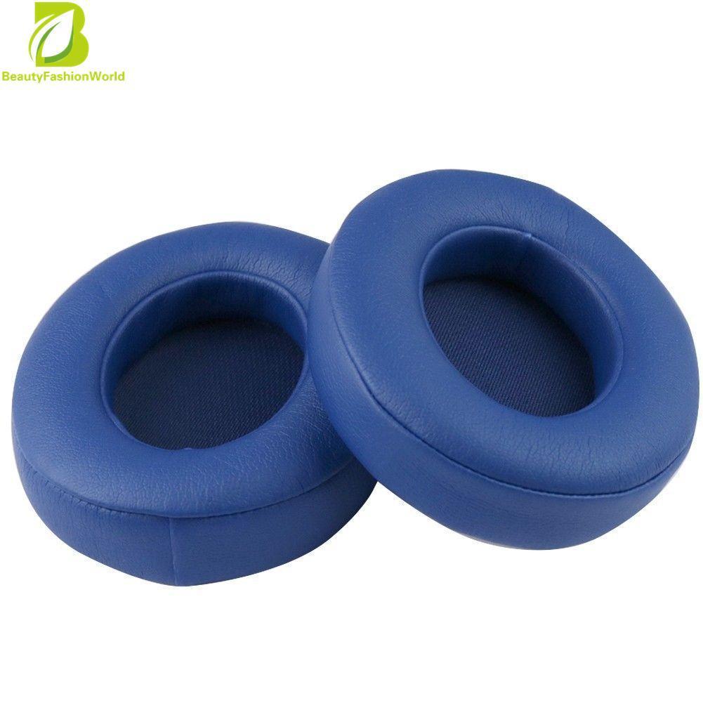 Hình ảnh 2pcs Replacement Foam Comfort Ear Pad Cushion Beats Studio 2.0 Headphone Gift - intl