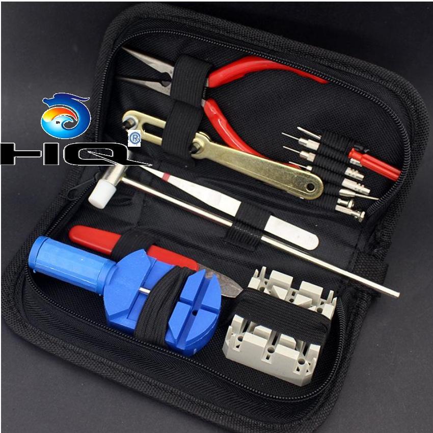 Bộ túi dụng cụ sửa chữa đồng hồ 16 món đa năng tiện dụng 5TI94