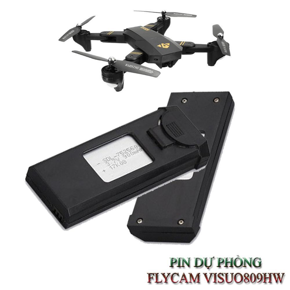 Hình ảnh PIN FLYCAM VISUO XS809/ XS809W/ XS809HW