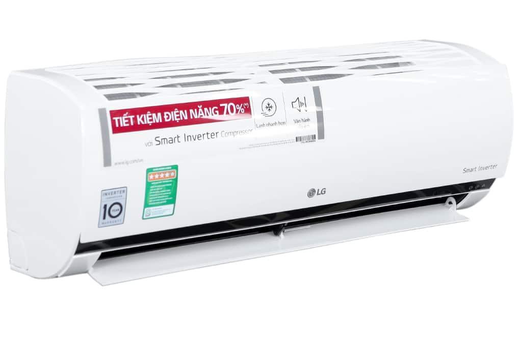 Máy lạnh treo tường LG V13ENS (1.5 HP, Inverter, DUALCOOL, Gas R32)