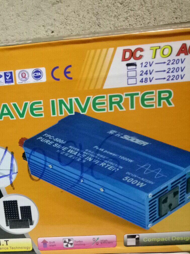 Inverter 500w sin chuẩn