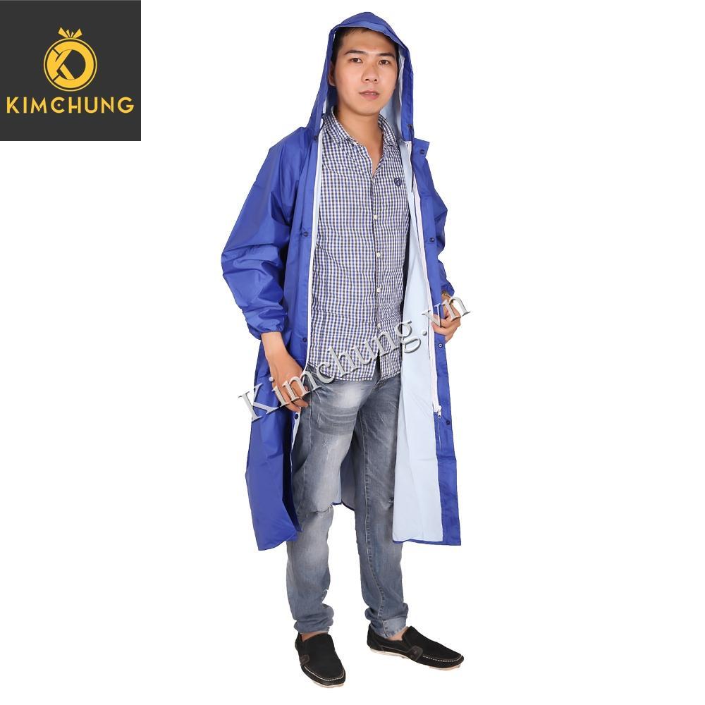 Quần áo bảo hộ lao động, áo khoác đi mưa chống thấm nước siêu nhẹ, siêu bền