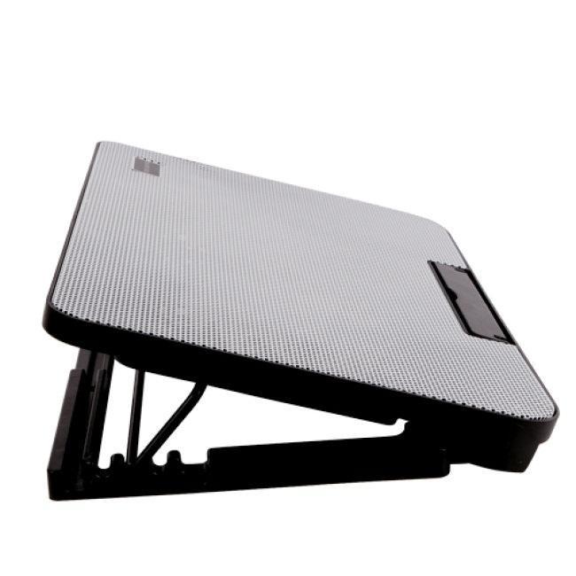 Hình ảnh Đế tản nhiệt laptop có đế nâng 45 độ- quạt mạnh mẹ