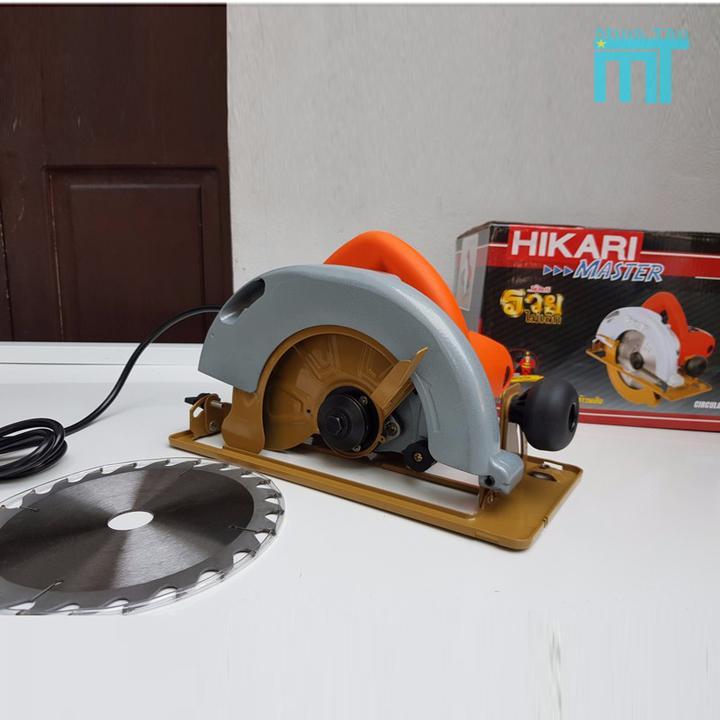 máy cưa gỗ 1300W - hikari 06185A