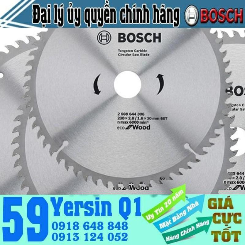 Lưỡi cưa gỗ dân dụng Bosch250x25.4mm T112 ALU - 2608644314alu