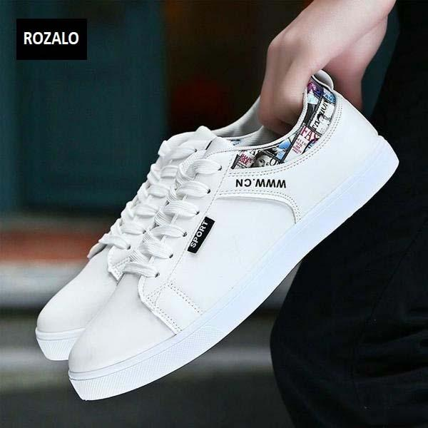 Giày Sneaker Nam Rozalo RMG2639W-Trắng1.jpg
