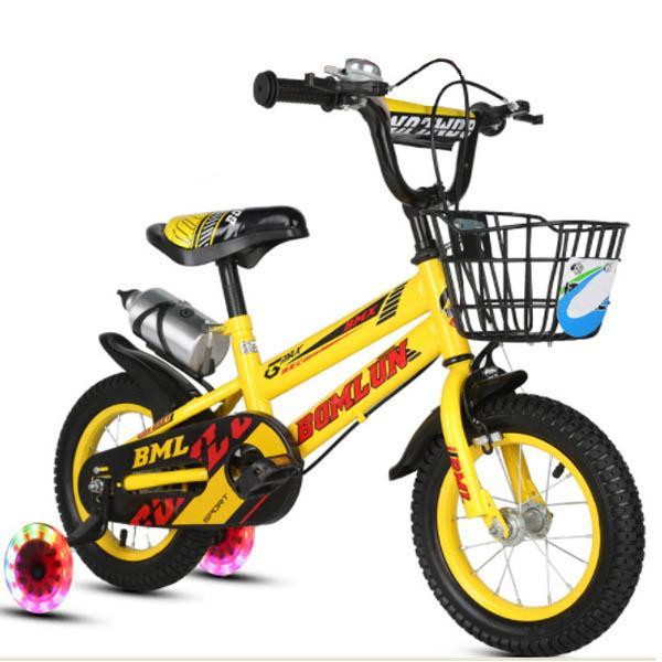 Xe đạp trẻ em cao cấp dành cho bé trai từ 4 đến 8 tuổi