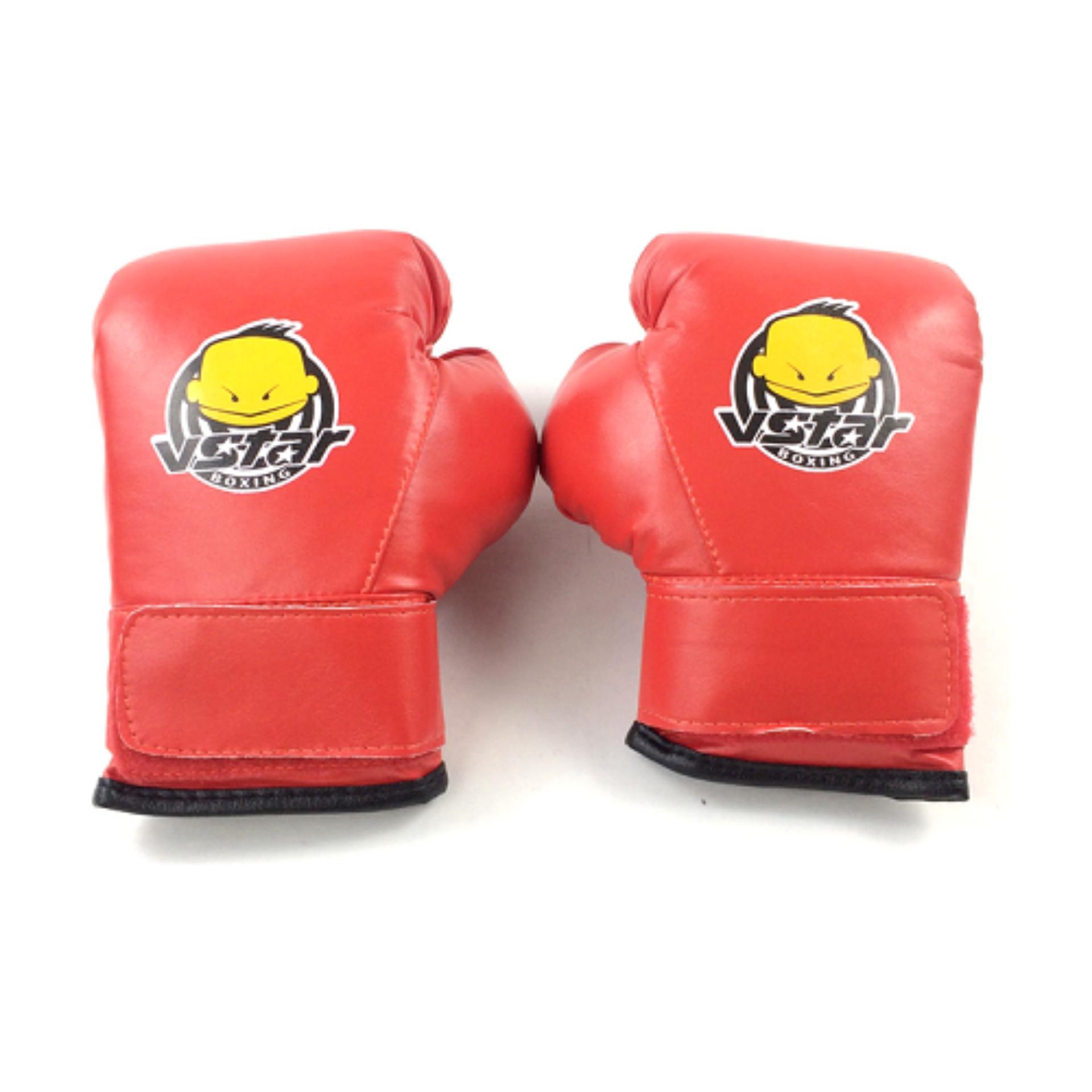 Hình ảnh Găng đấm boxing trẻ em