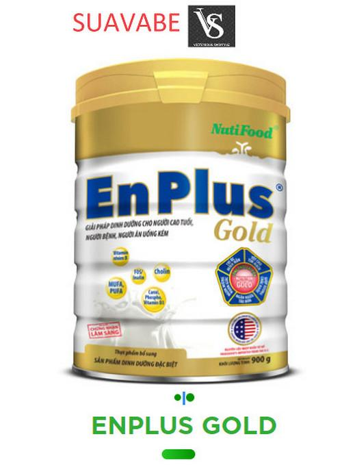 Sữa Bột Danh Cho Người Suy Dinh Dưỡng Nutifood Enplus Gold 900G Bình Dương Chiết Khấu