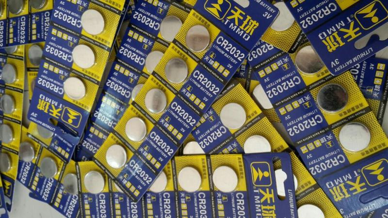 Bảng giá Pin CMOS vĩ 5 viên RC3032 3V Phong Vũ
