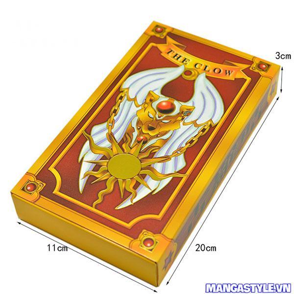 Hình ảnh Bài The Clow Cardcaptor Sakura Nâu