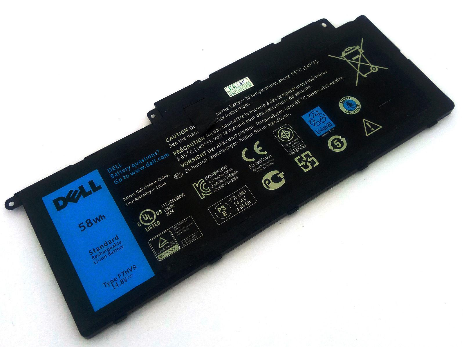 Pin laptop Dell Inspiron 7537 7737