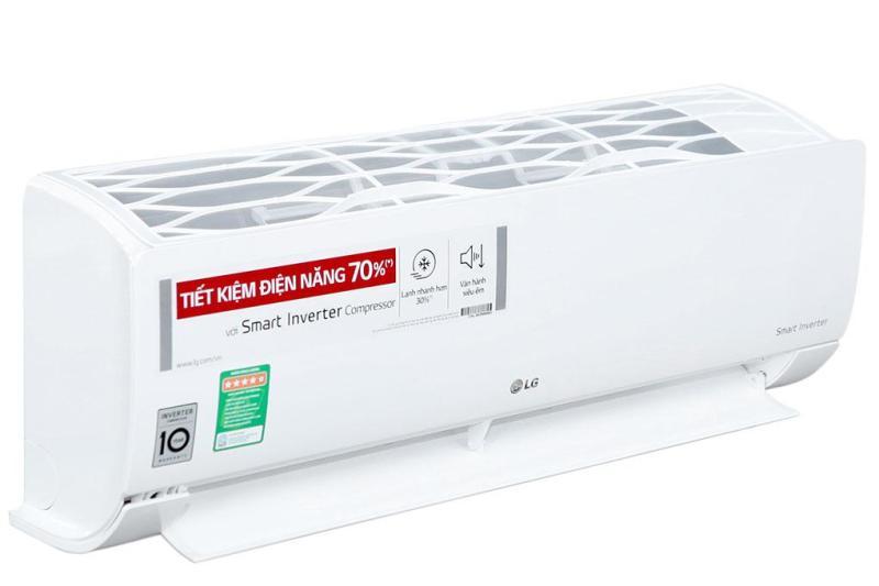Bảng giá Điều hòa LG V13ENS 1 chiều Inverter 12000 Gas R32