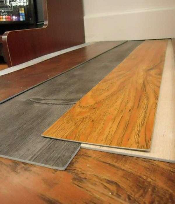 Hình ảnh Combo 5 sàn nhựa giả gỗ mẫu 08