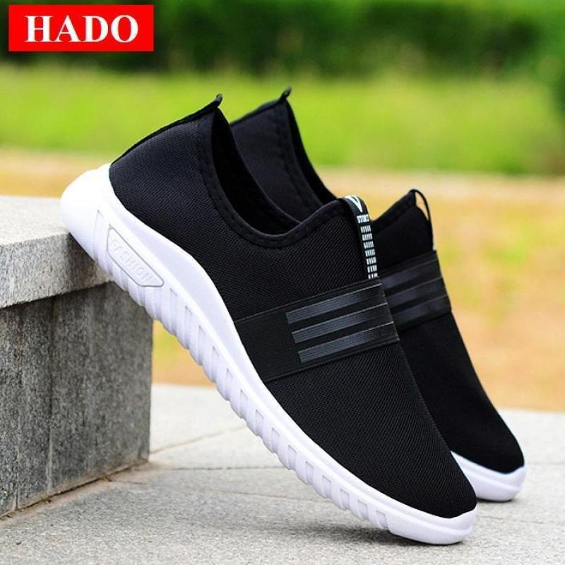 Giày Sneaker Thể Thao Nam DOHA Shop SN03059BW