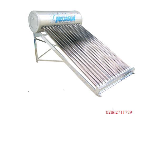 Bảng giá máy nước nóng năng lượng mặt trời MEGASUN KAS-SUPER 180 LÍT