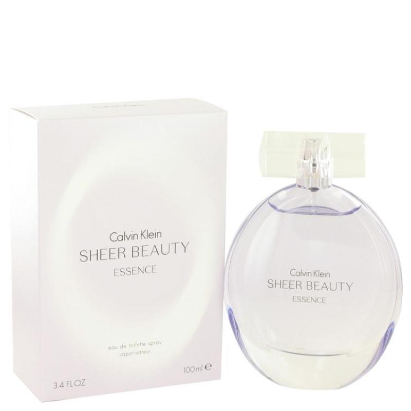 Nước hoa nữ cao cấp authentic Calvin Klein CK Sheer Beauty Essence eau de parfum 100ml (Mỹ)